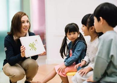 快乐母语教学,告别死记硬背